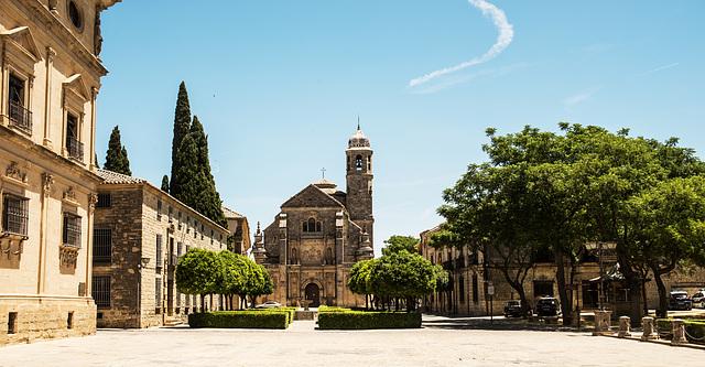 Úbeda, ciudad renacentista Patrimonio de la Humanidad