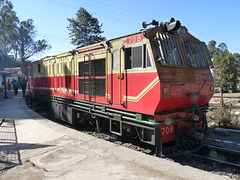 Kalka-Shimla- Diesel Power for the 'Toy Train'