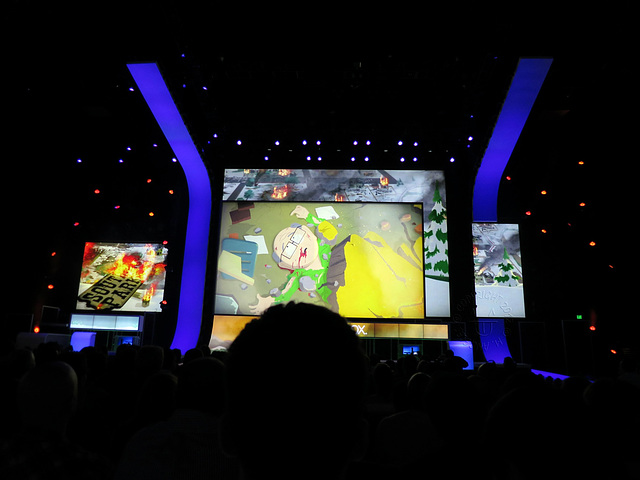 Microsoft E3 2012 Press Conference