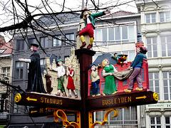 Seeking refuge in Mechelen