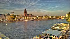 Frankfurt am Main- Kaiserdom St. Bartholomäus