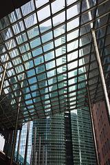 Shiodome City Center - Faces of a building(4)