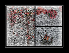 Autumn 2018 Snowstorm Impressionism