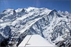 Le Mont-Blanc (74) 23 mai 2014.