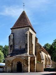 Ainay-le-Vieil - Saint-Martin