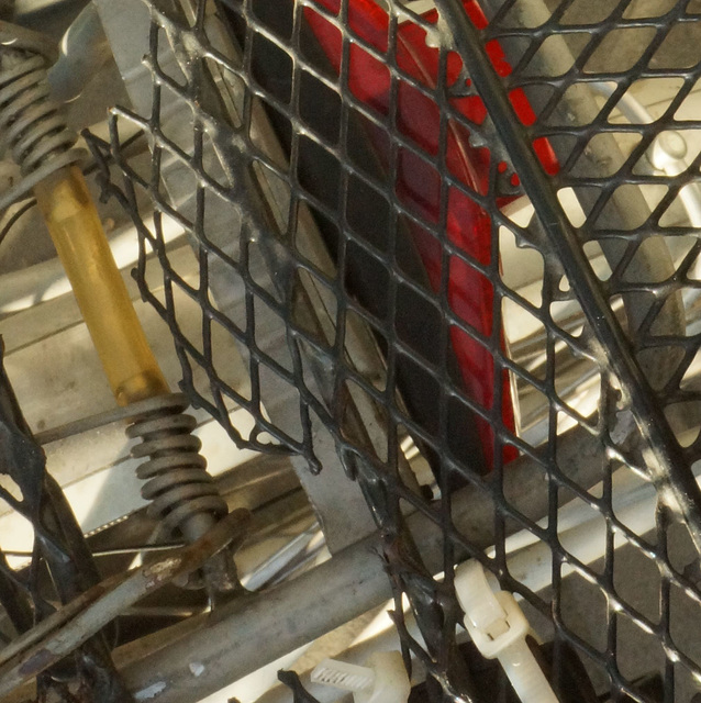 Schon gelöst: Fahrradkorb