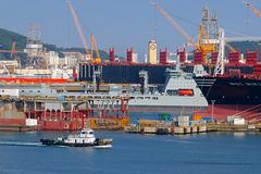 Ships in build, DSME