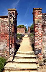 Stourhead Walled Garden.