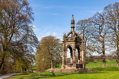 Cavendish Memorial Fountain