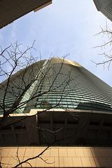 Shiodome City Center - Faces of a building(6)