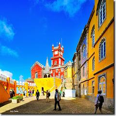Palácio da Pena - Sintra - Lisboa