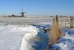 Nederland - Camperduin, Hargermolen