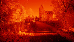 Overtoun Bridge - Infrared