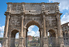 The Arch of Constantine I, Rome