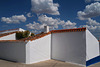 Penedos, Patio, view from the back
