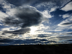 le ciel du Forez