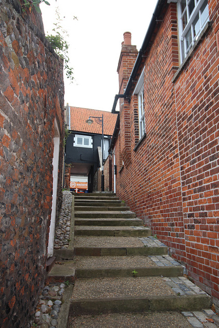 Wilde's Score, Lowestoft, Suffolk
