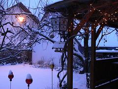ein früher Wintermorgen