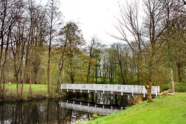 Gamehl, im Schlosspark