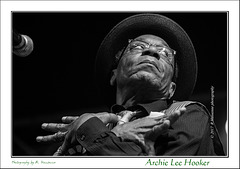 Archie Lee Hooker  (Gouvy jazz & blues festival 2017 )