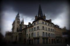 Centre historique de Dijon - Bourgogne
