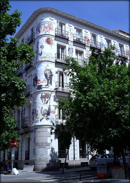 Calle de Orellana, Madrid