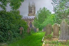Tideswell Cathedral   /   June 2021