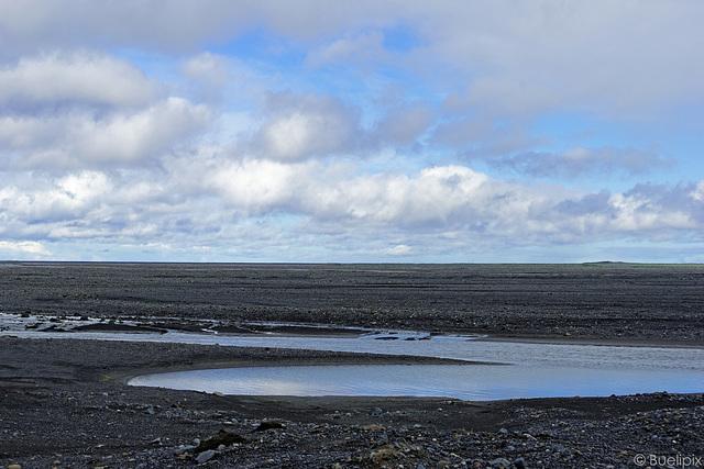 endlose Lavafelder - zwischen Vik und Kirkjubæjarklaustur (© Buelipix)