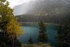 Johnson Lake, Snowing