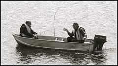 F = Fishing.