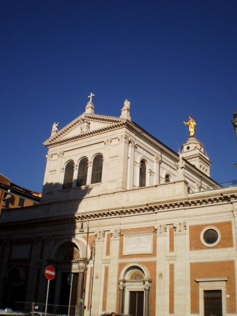 Basilica of the Sacred Heart of Jesus.