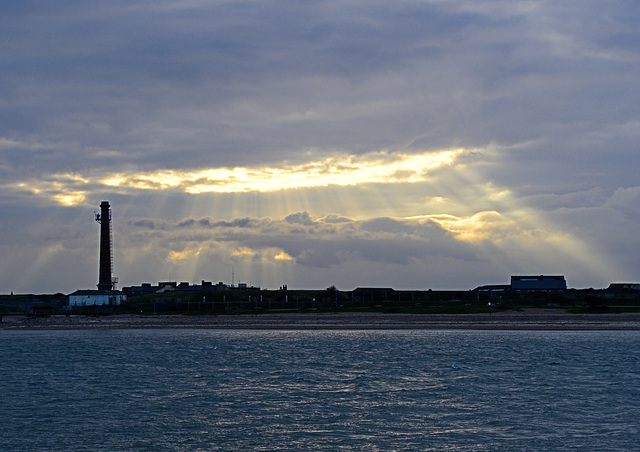 Eastney viewed from Hayling Island