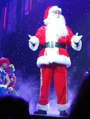 Singing Santa (Explored)