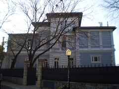 Manor-house.