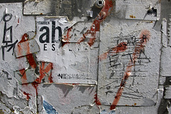 ETA Graffiti, Donostia, Northern Spain, July 2007