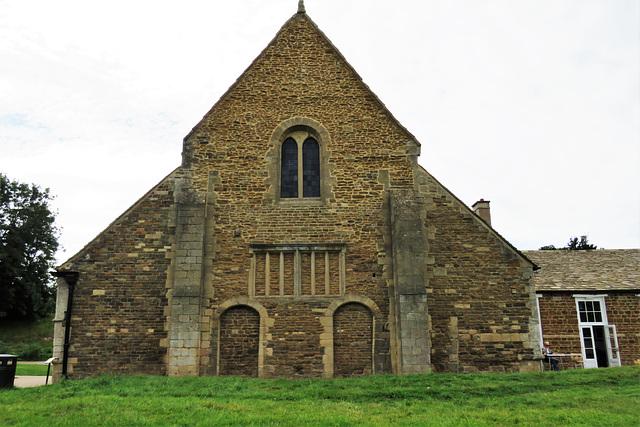 oakham castle, rutland