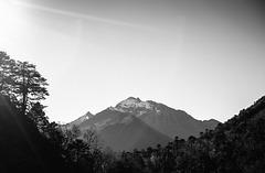 Jomolhari (7,326 m)