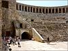 Manavgat : l'ingresso del grande teatro di Aspendos