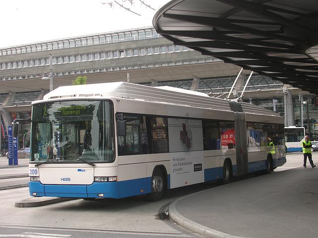 DSCN2079 VBL (Luzern) 209 - 14 Jun 2008