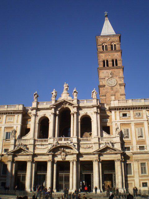Basilica of Holy Mary Major.