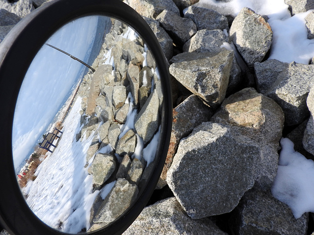 Reflected Rocks