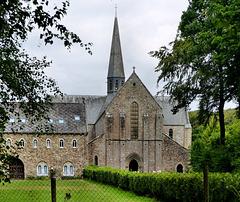 Plénée-Jugon - Abbaye de Boquen