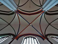 Nikolaikirche, interior 1