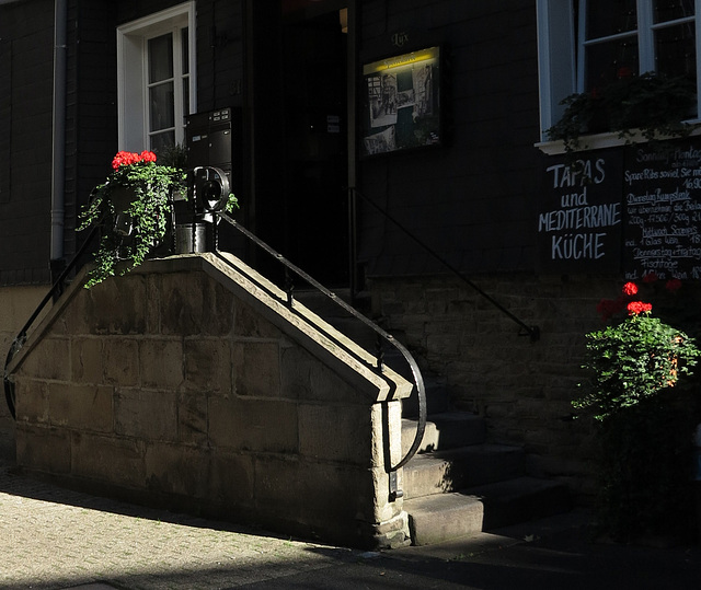 Treppenidyll