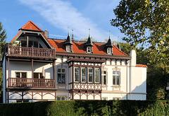 DE - Brühl - Haus Hubertus