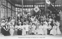 Ĝenevo (Svislando) - E-ista Festotago - 1908