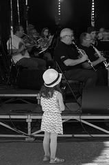 Quand je serai grande,je serai musicienne!