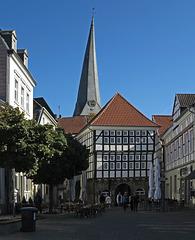 Das Alte Rathaus ...