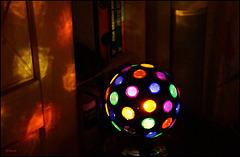 Party Lichtkugel ~ Disco Ball