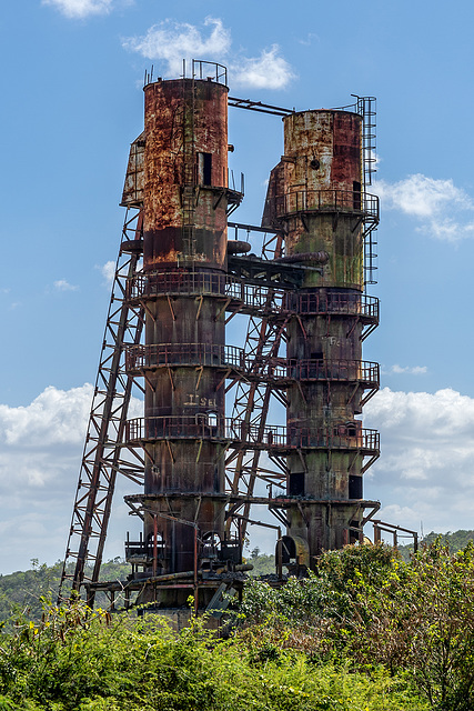 forgotten towers